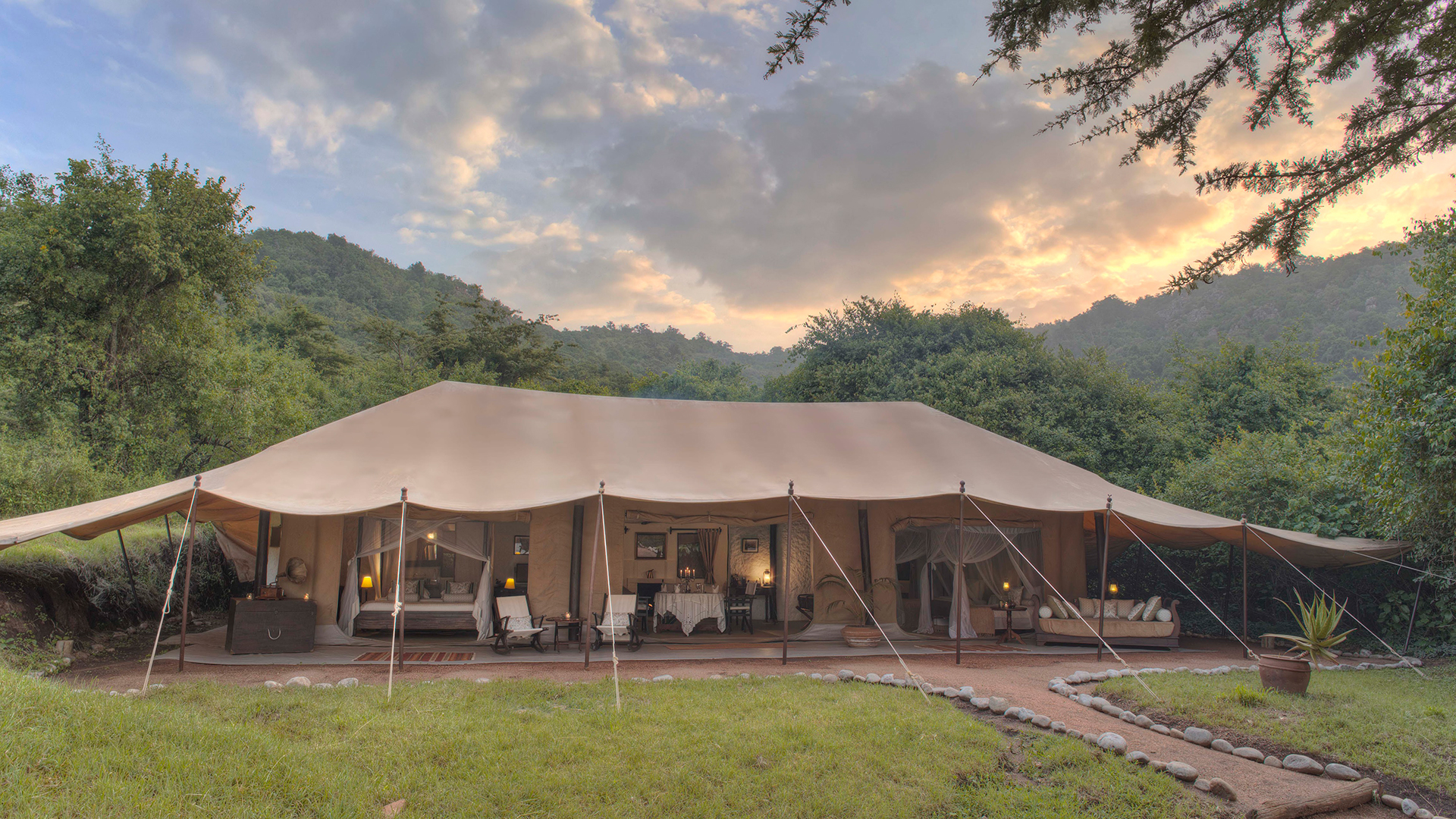 Cottar's 1920s Safari Camp 123